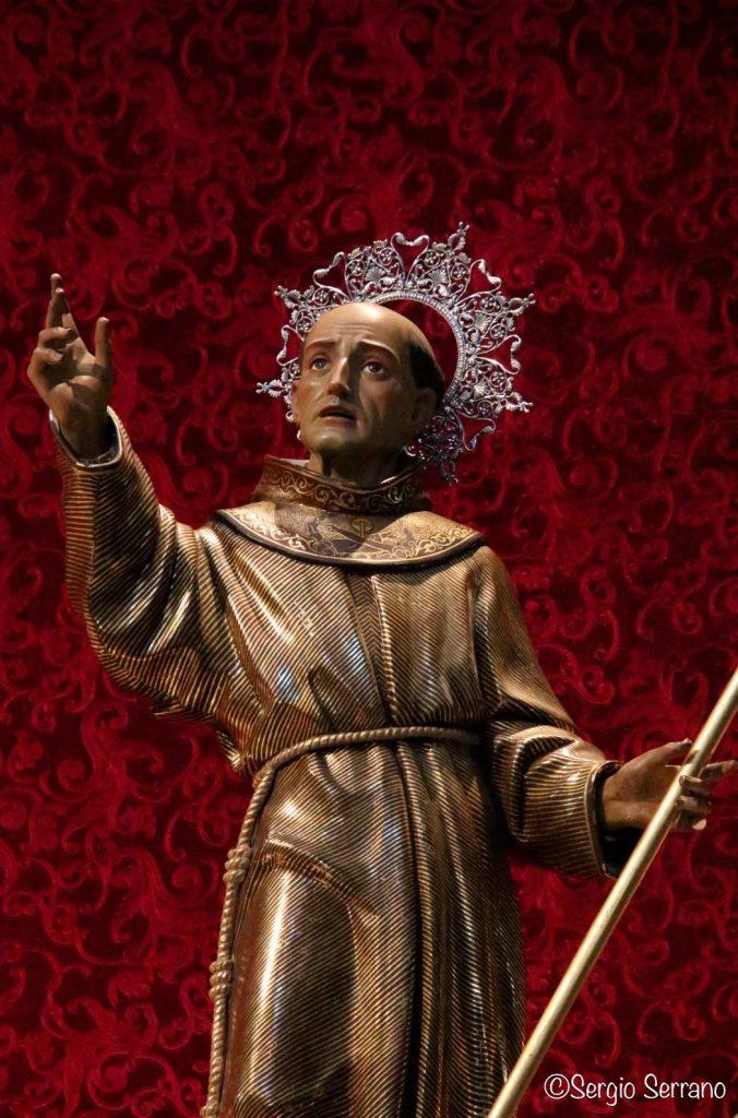 San Pedro Regalado, patrón de Valladolid