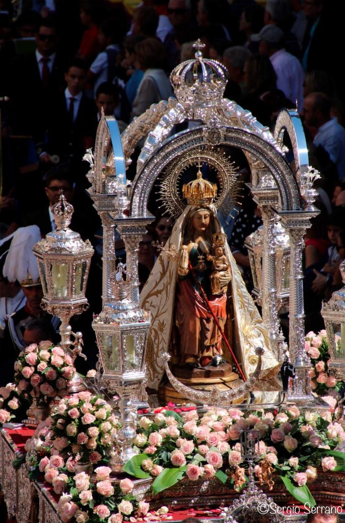 Virgen de San Lorenzo, patrona de Valladolid